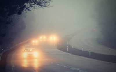 5 Tips for Driving in the Fog