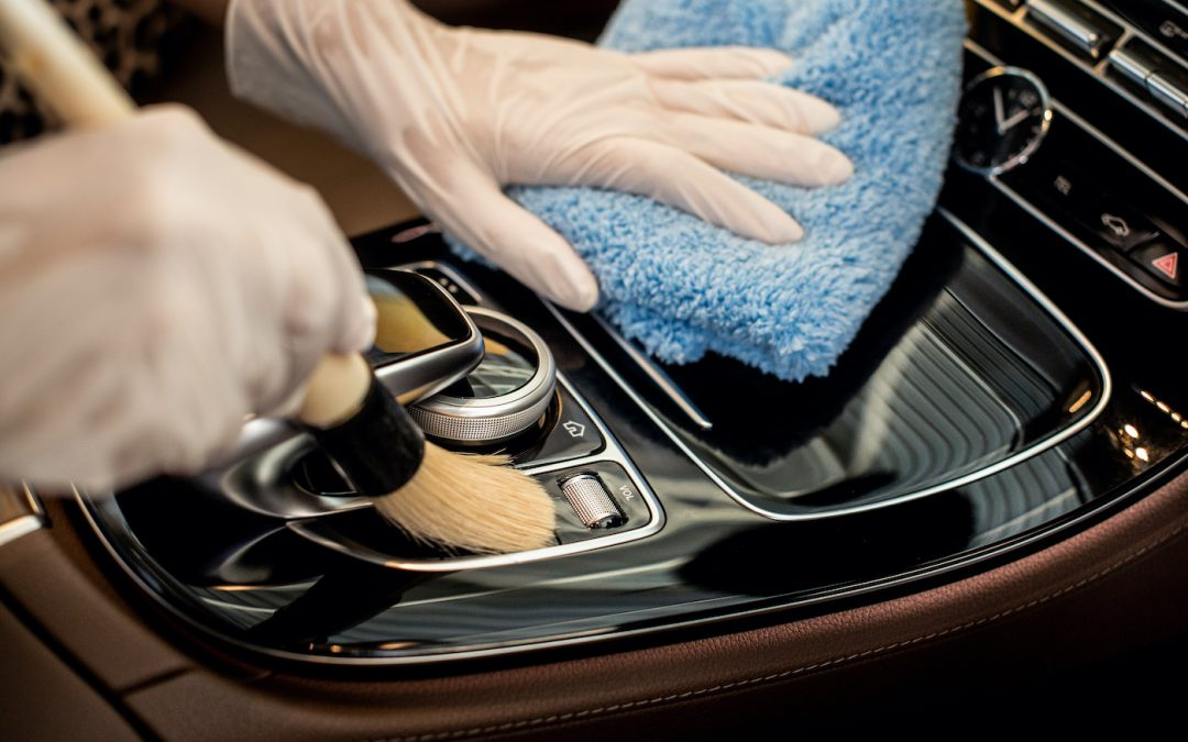 Essential Products Needed to Detail Your Car at Home